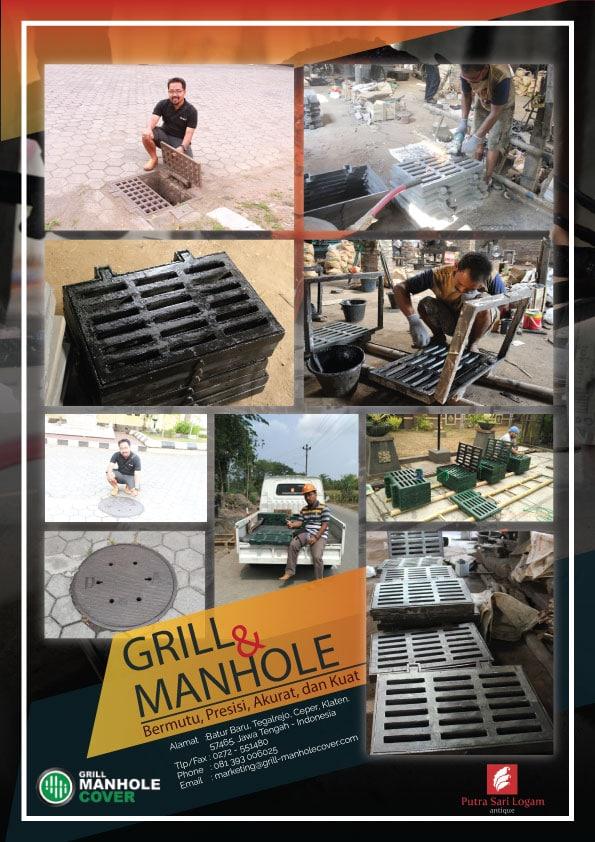katalog grill cover drainase