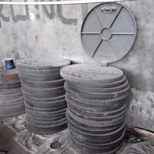 proyek manhole cover pemkot semarang