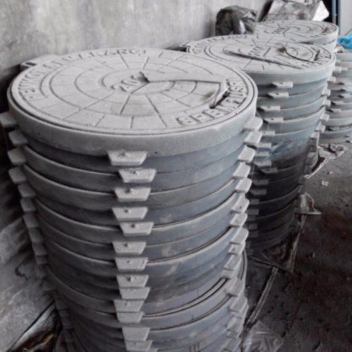 proyek manhole cover semarang