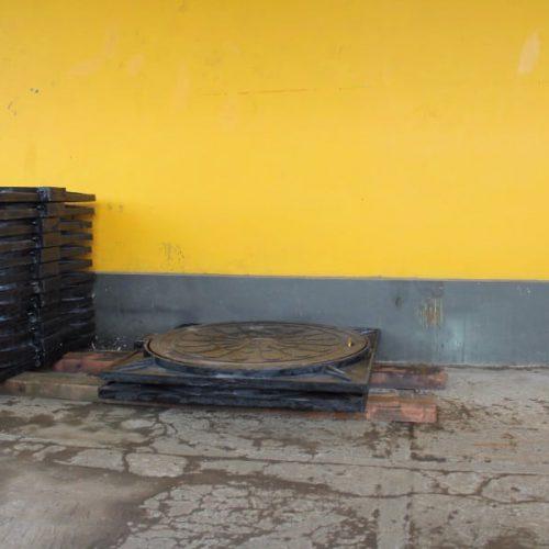 manhole cover siap kirim