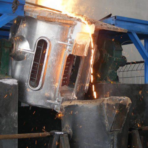 pengecoran logam grill manhole