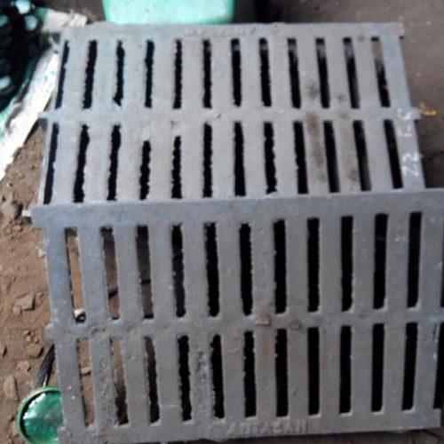 grill saluran drainase antasan banjarmasin