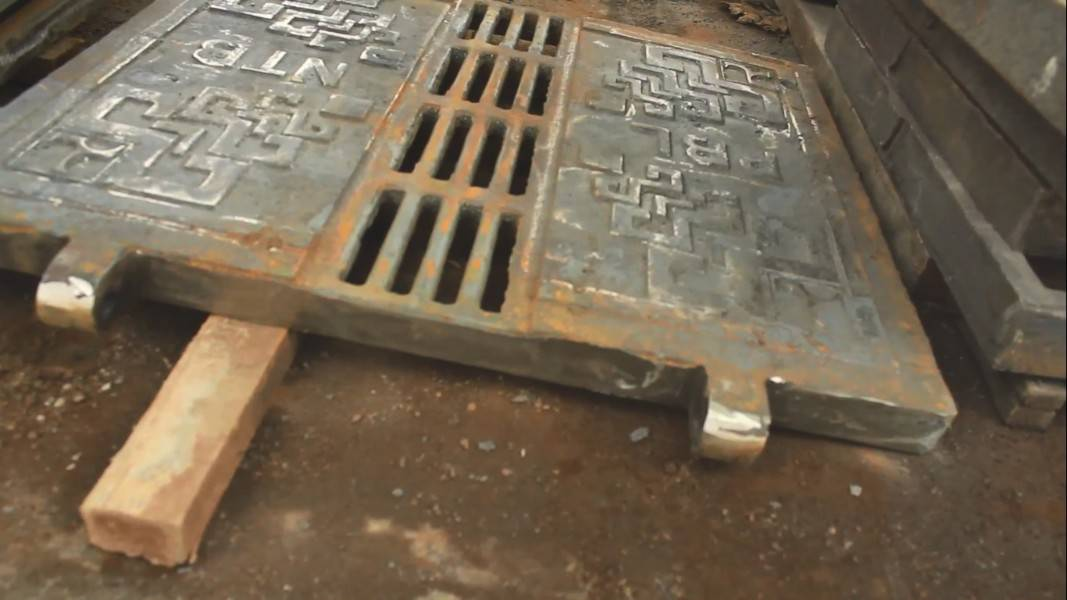 Grill Manhole PBL NTB