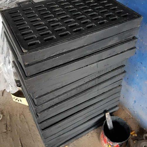 grill saringan air