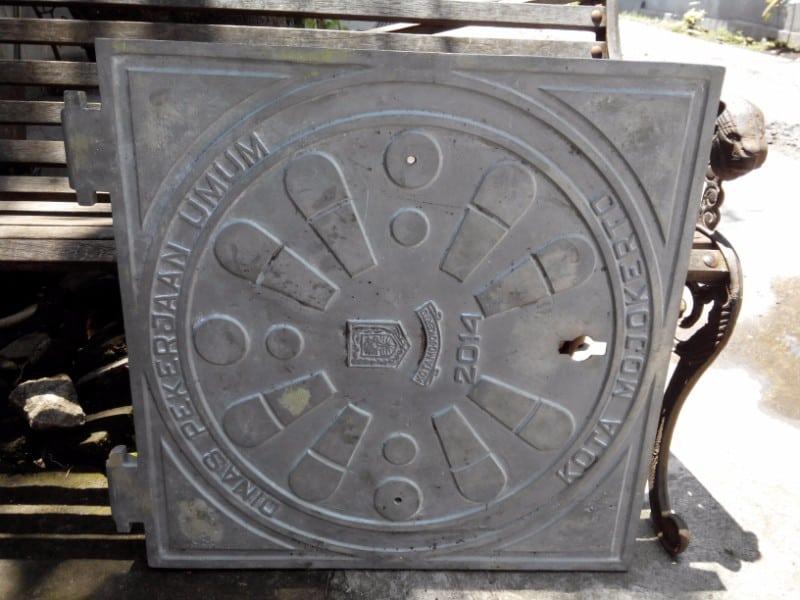 Manhole Cover Kota Mojokerto