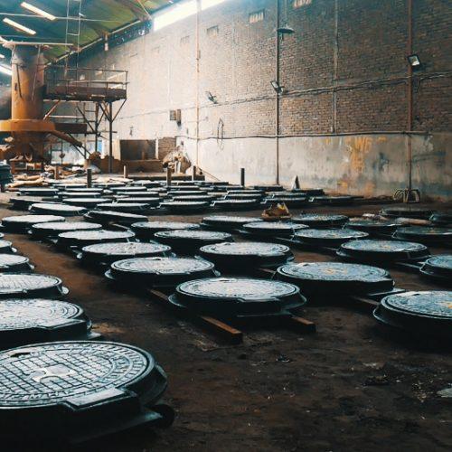 Manhole Medan