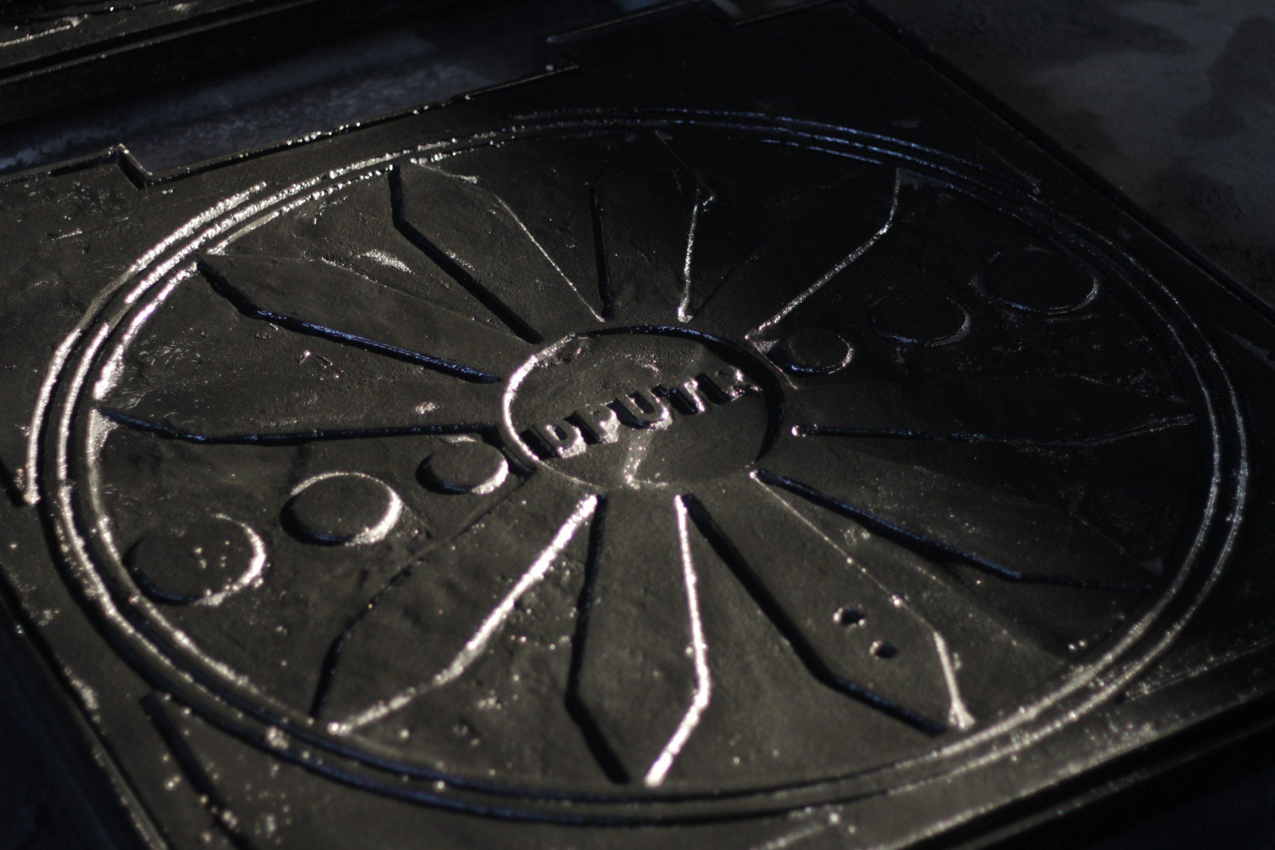Manhole Cover Penutup Lubang Kota Kediri