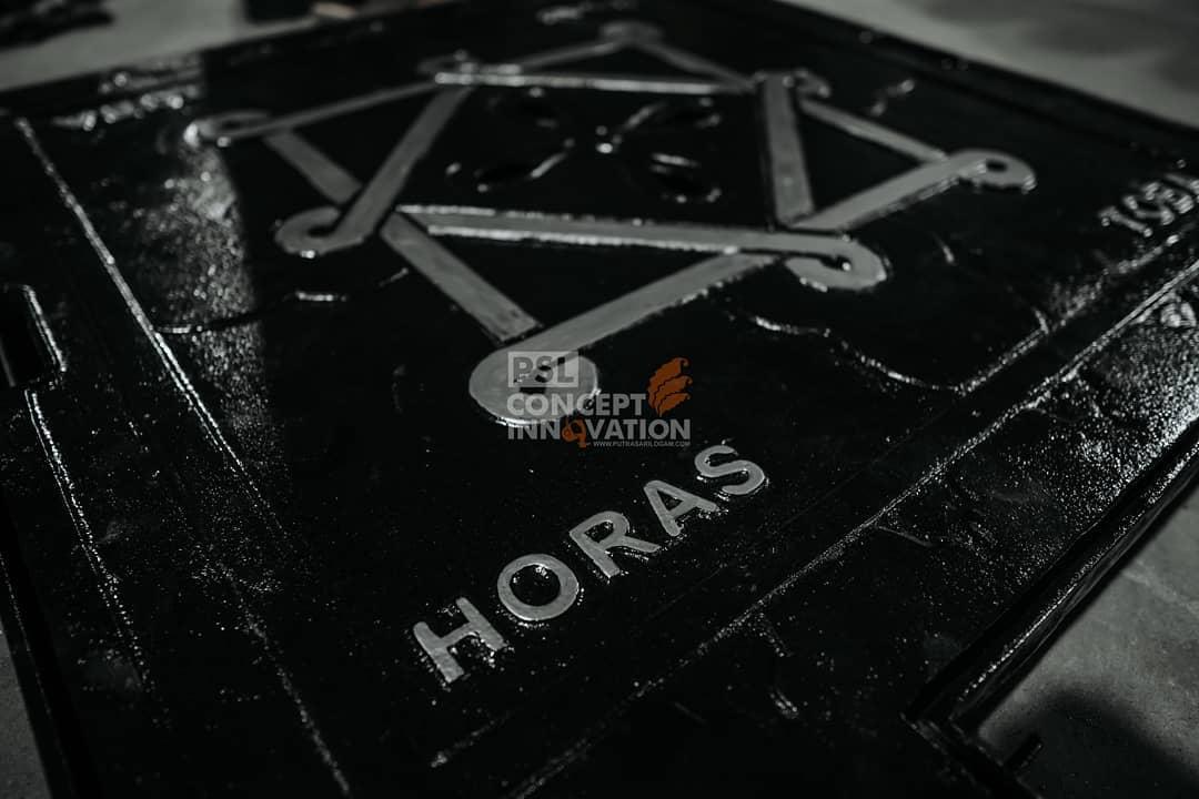 Manhole Cover Horas Toba Medan