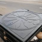 manhole cover musi rawas