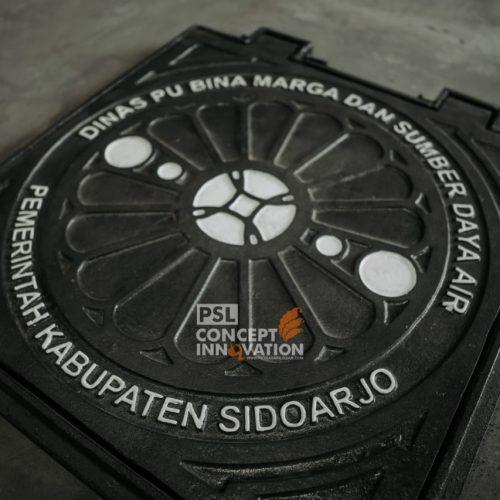 manhole cover sidoarjo