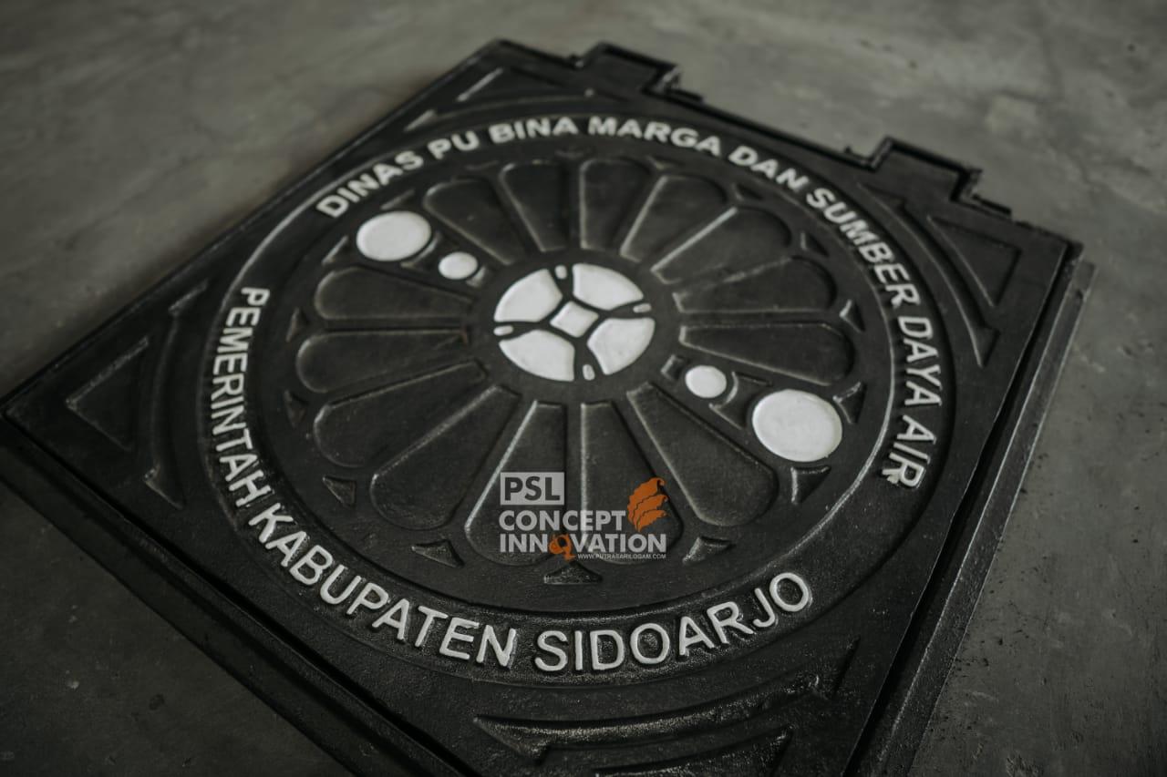 Manhole Penahan Beban Kendaraan Sidoarjo