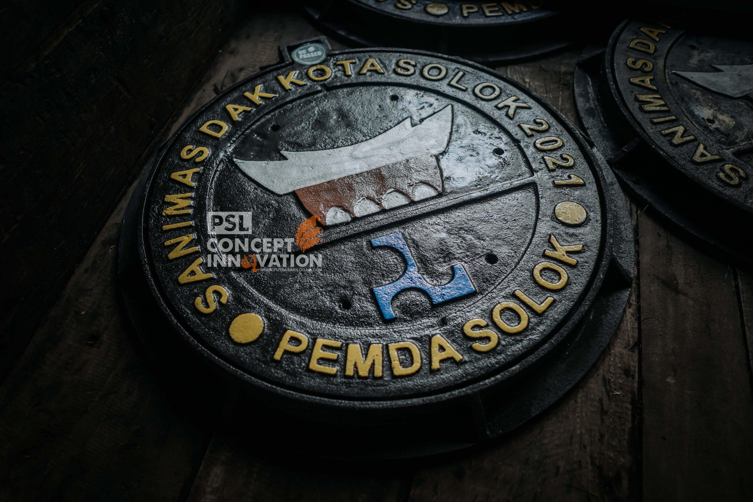 Manhole Cover Kota Solok 2021